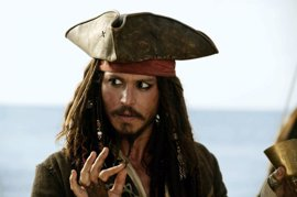 El errático comportamiento de Johnny Depp durante el rodaje de Piratas del Caribe 5