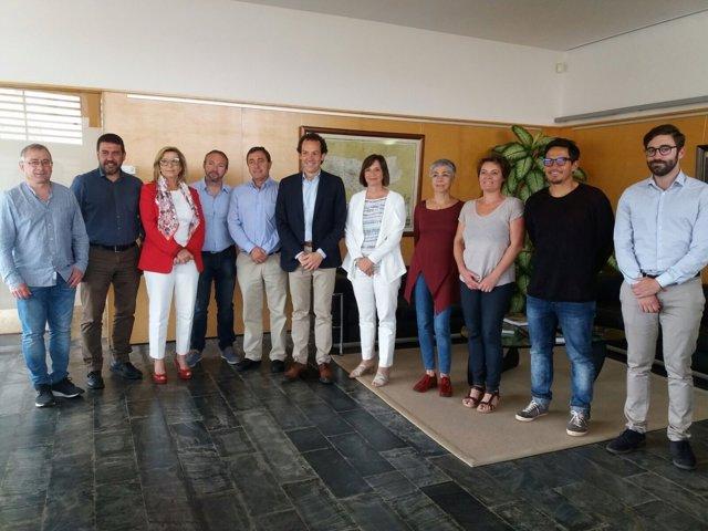 Convenio movilidad eléctrica Menorca