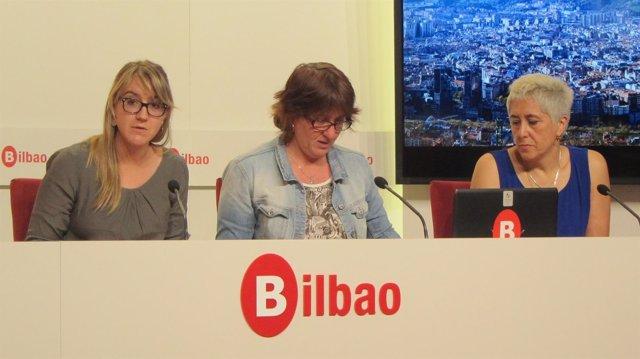 EH Bildu, Udalberri En Común, Goazen Bilbao