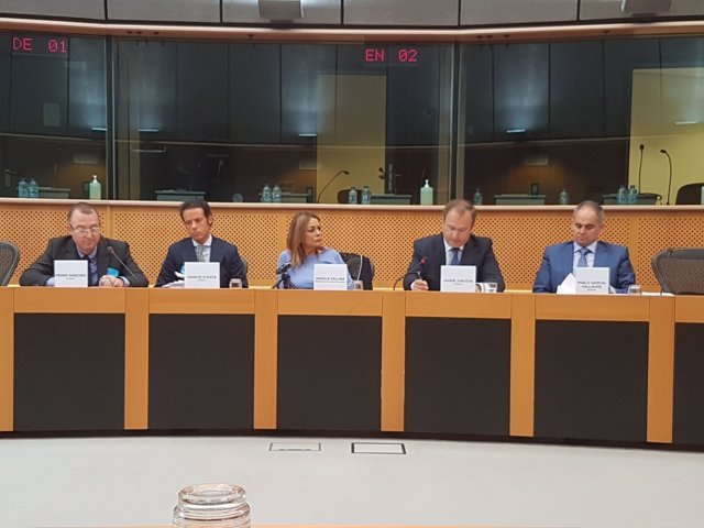 Jornada sobre Derecho Comunitario del ICA Oviedo en Parlamento Europeo