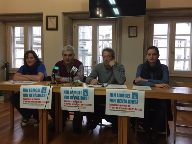 Plataforma Galega en Defensa do Ensino