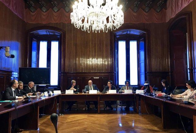 Comisión del Reglamento del Parlament de Catalunya