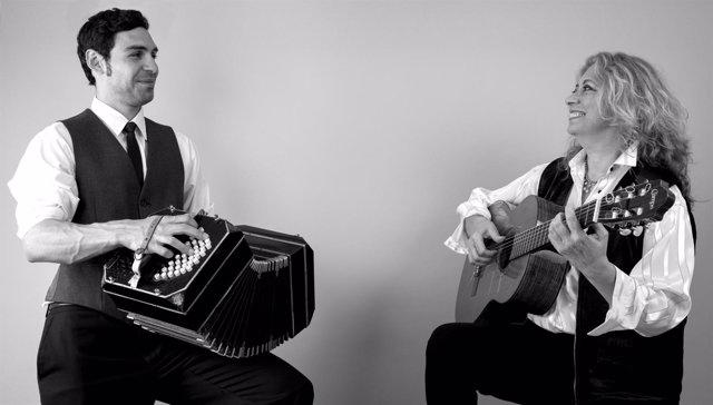 Mariano González y Graciela Yuste interpretan 'Tantos del Arrabal'