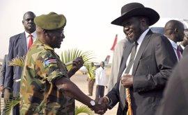 El jefe del Ejército sursudanés cesado por Kiir regresará a Yuba