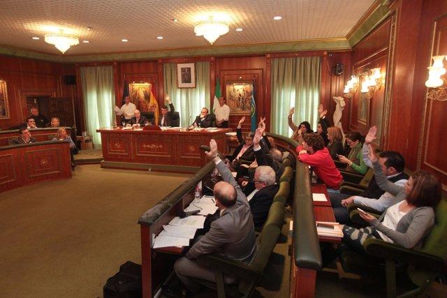 Marbella pleno presupuesto aprobación