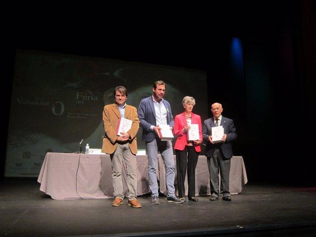 Valladolid. Presentación de la reedición de 'Zorrilla, su vida y sus obras'