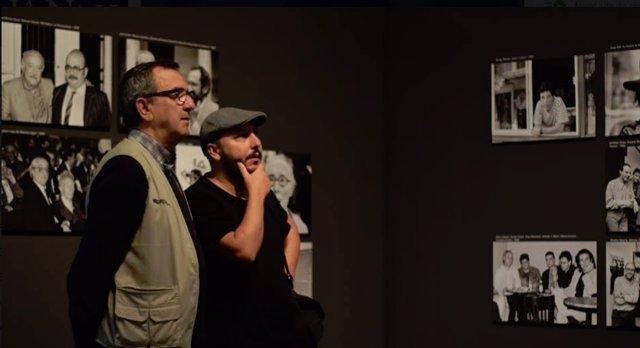 Exposición de 'El Flaco' en el Centre  Cultural La Nau