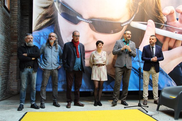 Presentación del proyecto catalán en la Bienal de Arte de Venecia