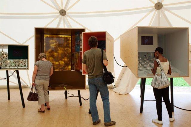 Exposición 'Heroes ocultos. Inventos geniales. Objetos cotidianos'