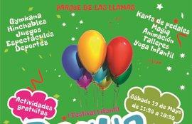 El I Festival Pequejuega Santander se celebra este sábado en Las Llamas