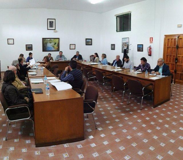 Reunión del Patronato de las Zonas Húmedas del Sur de Córdoba