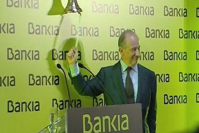 Rato y Acebes, al banquillo por salida a Bolsa de Bankia