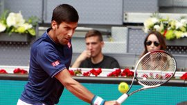 Djokovic y Nishikori eliminan a Feliciano y Ferrer en Madrid