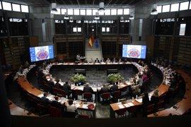 La Comisión permanente del Consejo Nacional de Protección Civil analiza los planes del Sistema Nacional