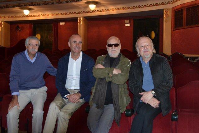 Nota Y Foto. Teatro Lope De Vega. 'Sueños'