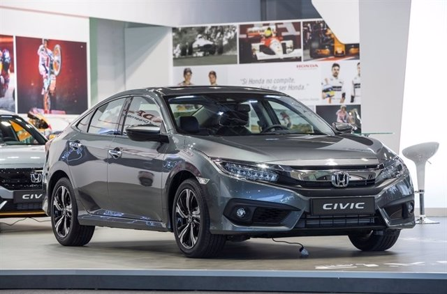 Honda Civic en el Automobile 2017