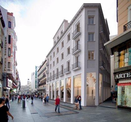 Generali Real Estate compra un edificio en Preciados, donde estará la 'flagship' de Pull&Bear (Inditex)