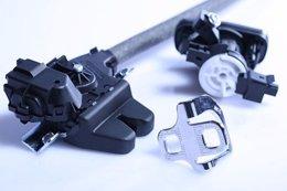 Componentes fabricados por Magna Automoción
