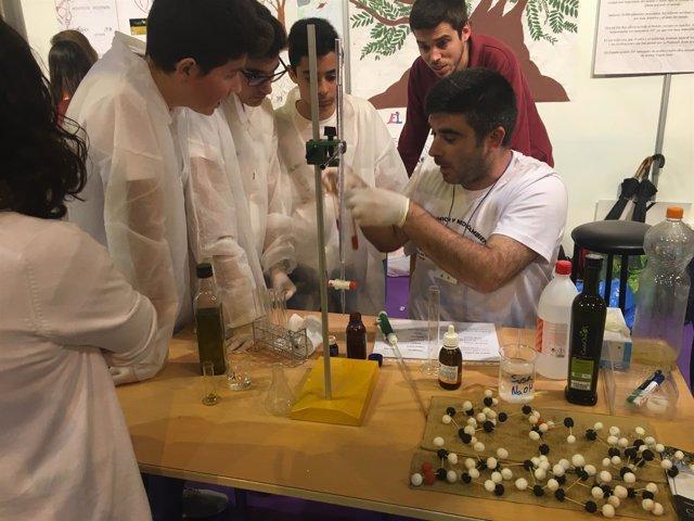 Feria de la Ciencia de Sevilla