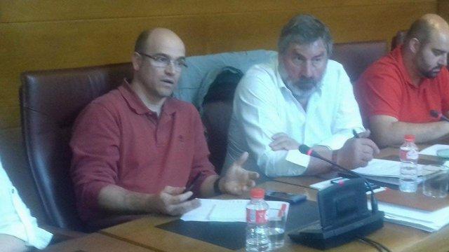 Mario Palacio, exdirector de la fábrica de Ecomasa