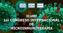 El primer Congreso Internacional de Microinmunoterapia se celebrará en Palma de Mallorca del 18 al 20 de mayo