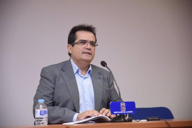 El diputado de Cultura habla sobre la integración del IEA en la Diputación.