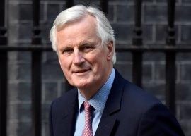 Barnier tranquiliza a Irlanda con respecto a su futuro tras el Brexit