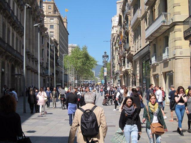 Gente, persona, personas, paseando, paseo, turistas, turismo, familia, familias