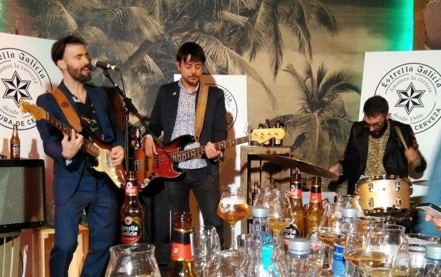Música, grupo, banda, rock, guitarra, batería Mister Marshall