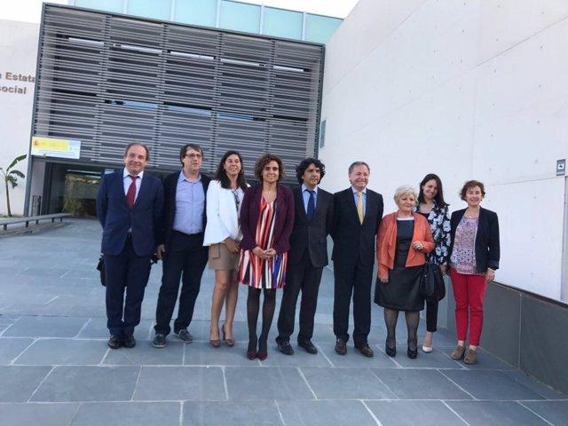 Montserrat abre el primer centro de referencia de salud mental grave en España