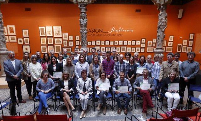 Clausura del Programa de innovación pedagógica en centros educativos