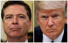 Trump revela que preguntó expresamente a Comey si estaba siendo investigado