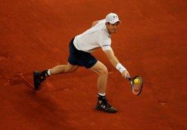 Murray alarga su mal momento ante Coric, rival de Thiem en cuartos