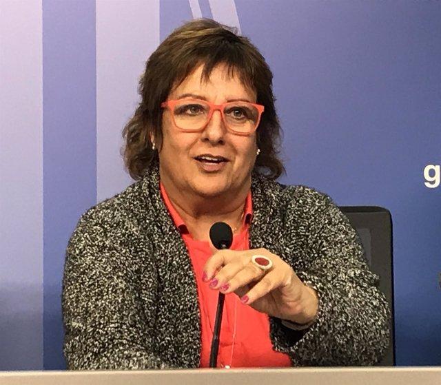 La consellera D.Bassa