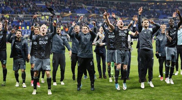 Ajax de Amsterdam se mete en la final de Europa League