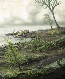 Microbios resistentes desde hace 450 millones de años