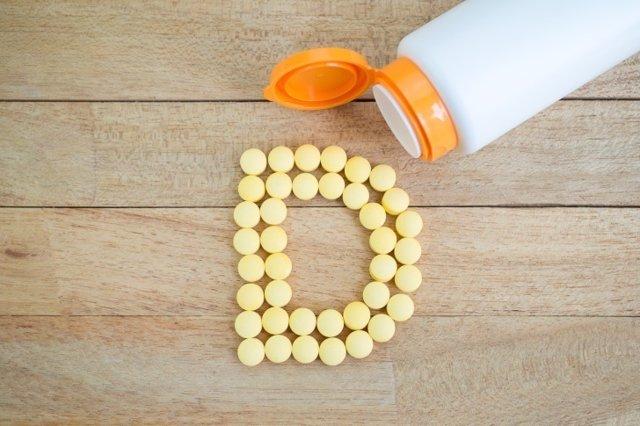 Vitamina D, suplementos