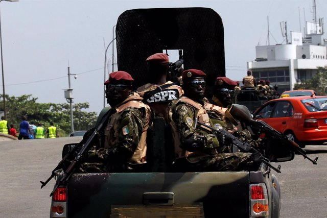Revueltas en Costa de Marfil