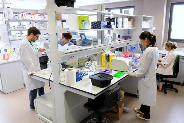 IBBTEC, laboratorio e investigación