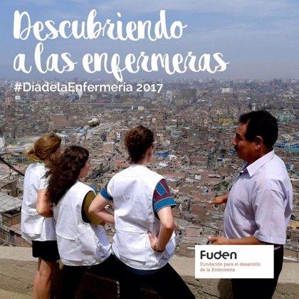 FUDEN lanza una campaña para reconocer la trayectoria profesional y personal de las enfermeras fuera del hospital