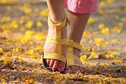 El calzado transpirable evita la aparición de hongos y de otras patologías