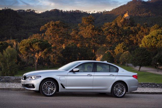 Ventas BMW en abril