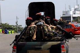 Soldados marfileños se amotinan en varias ciudades, incluidas Abiyán y Bouaké