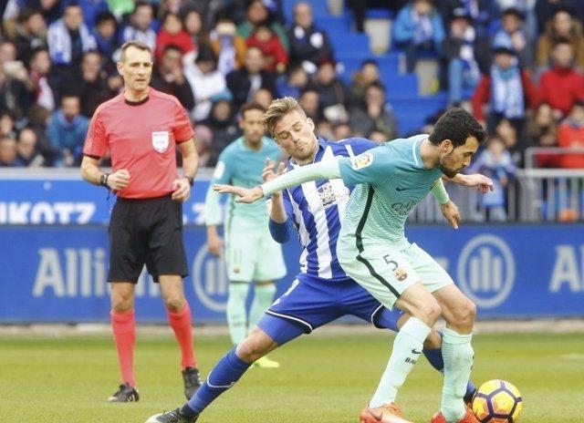 Carlos Clos Gómez Barcelona Alavés