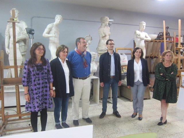Valladolid. Escuela de Artes