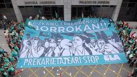 ELA demanda a la Diputación de Bizkaia por vulneración del derecho a la huelga de residencias y libertad sindical