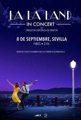Nota De Prensa Salida A La Venta De Las Entradas Para La La Land In Concert En F