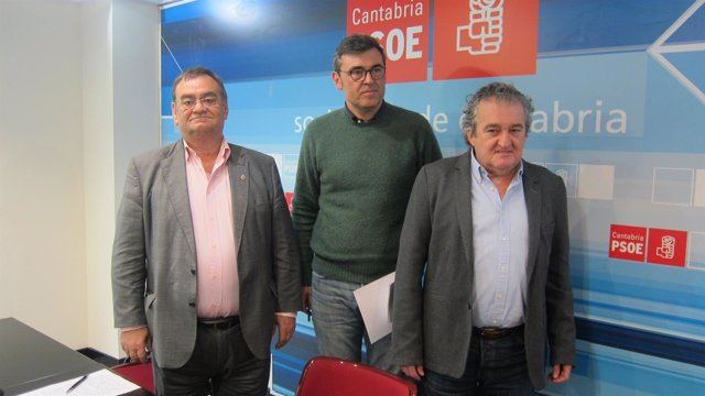 Miguel Angel González Vega, Ricardo Cortés y Guillermo del Corral