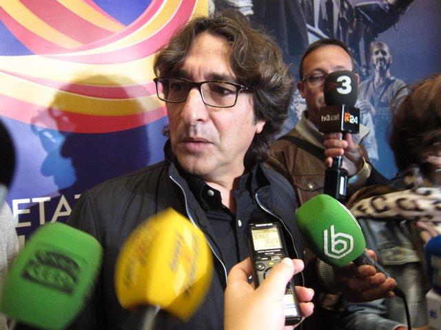 El diputado del PSC, David Pérez