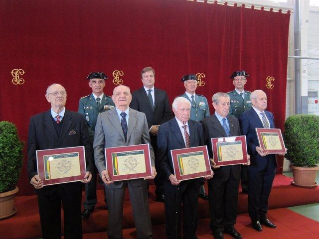 Aniversario De La Fundación Guardia Civil